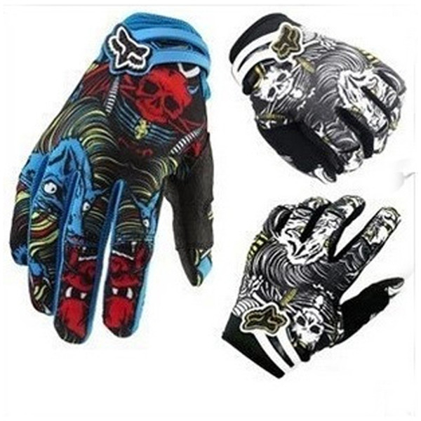 Classical Sports Racing Gloves Motorcycle Gloves